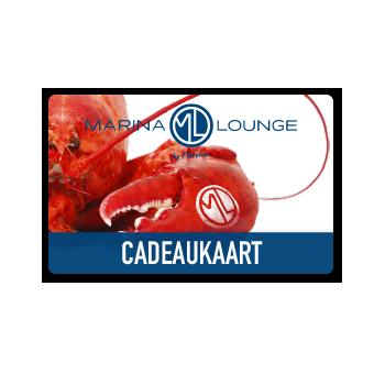 Marina Lounge Cadeaukaart